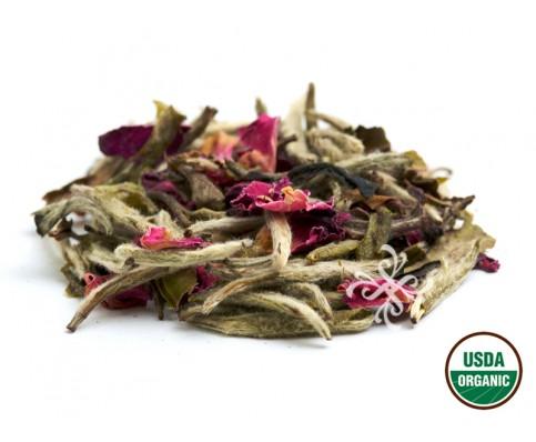 オーガニック アモーレティー(Amore Tea) 4oz(113.4g)/有機白茶