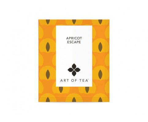 オーガニック アプリコットエスケープ(Apricot Escape) サシェお徳用 50袋/有機ハーブティー/(Caffeine Free)