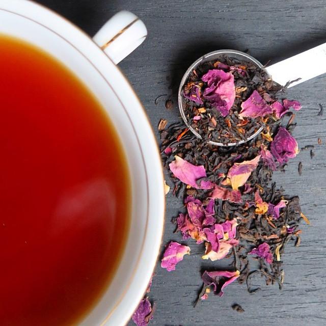 ピーチローズ/紅茶 お得用パウチ 113g