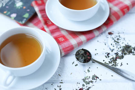 オーガニック ハッピーティー(Happy Tea) サシェ12個入り