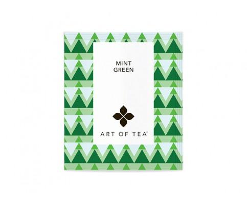 オーガニック ミントグリーン(Mint Green) サシェ50袋/有機緑茶