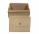 ティーバッグ収納用ウッドボックス