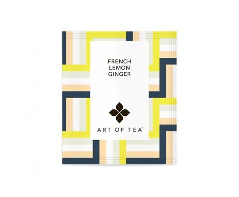 オーガニック フレンチレモンジンジャー(French Lemon Jinger) サシェ12袋/有機ハーブティー/(Caffeine Free)