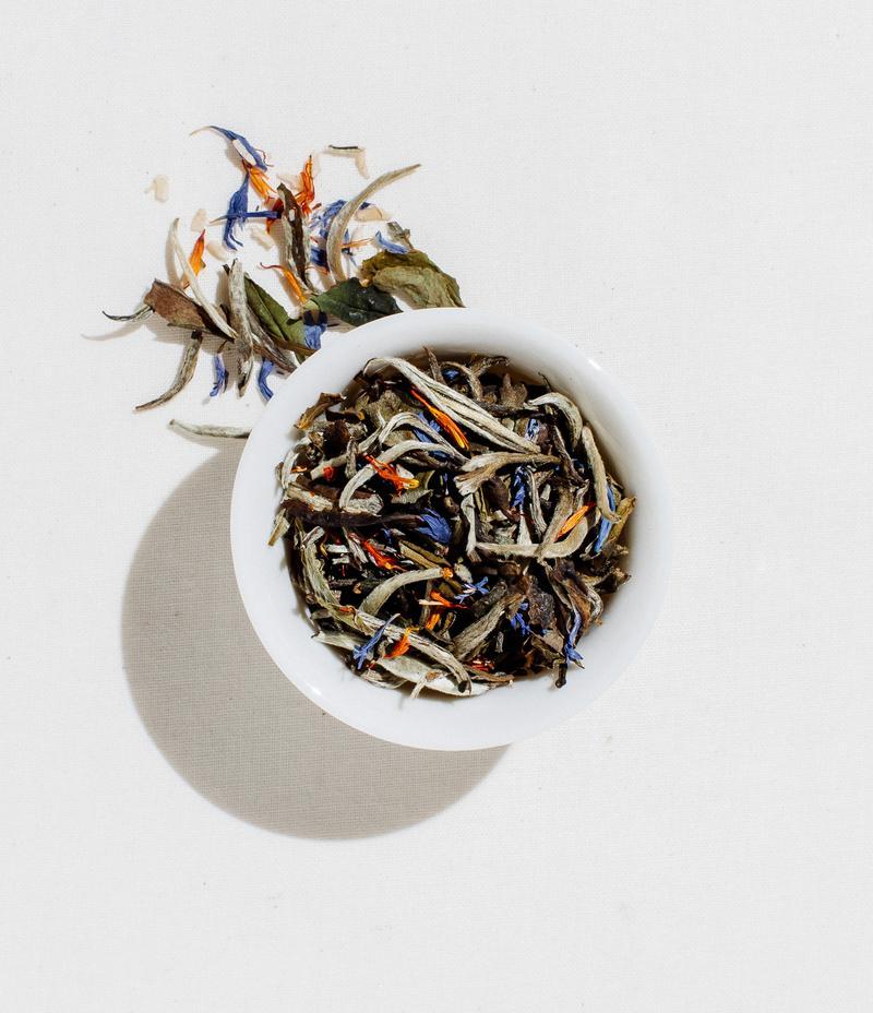 ホワイトココナッツクリーム サシェ50袋/白茶