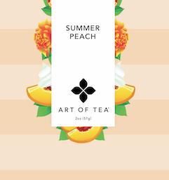 オーガニック サマーピーチ(Organic Summer Peach)/紅茶