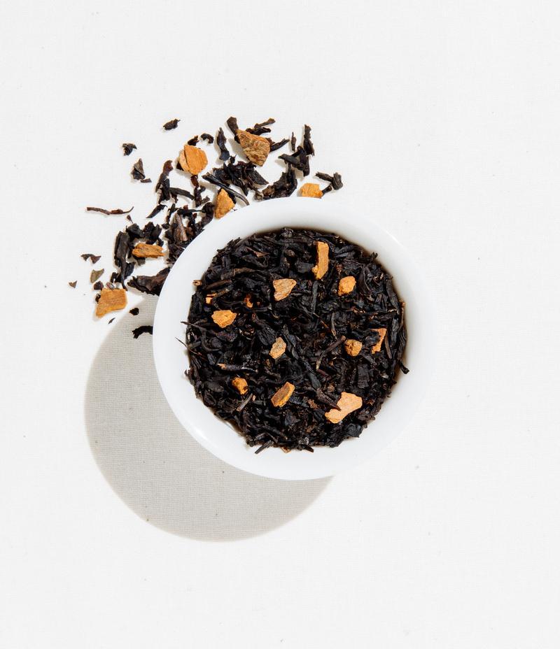 オーガニック シナモン フィグ (イチジク)/紅茶