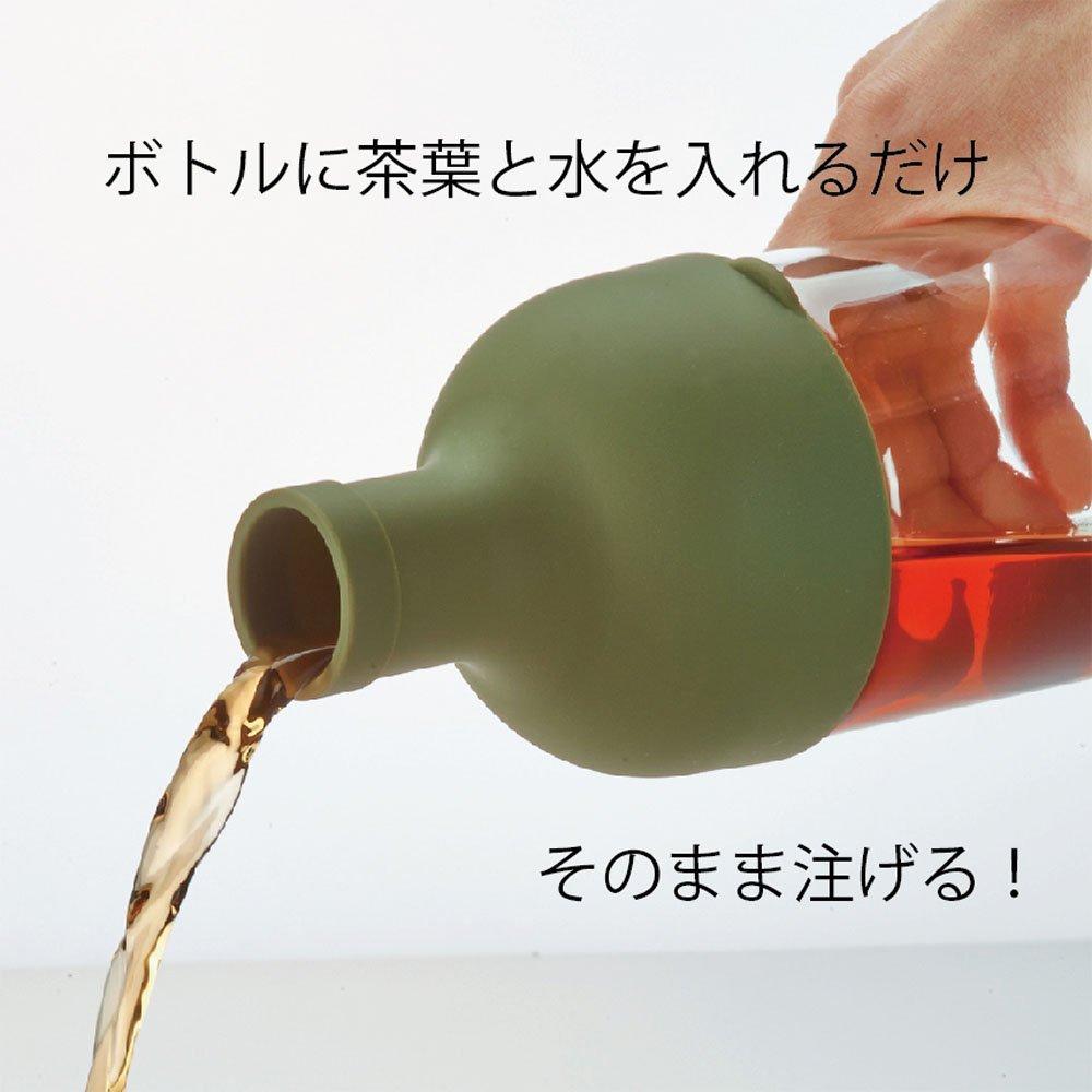 ハリオ フィルターインボトル レッド 750ml