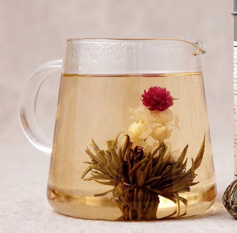 Halo Blooming Tea 工芸茶 お試しパウチ