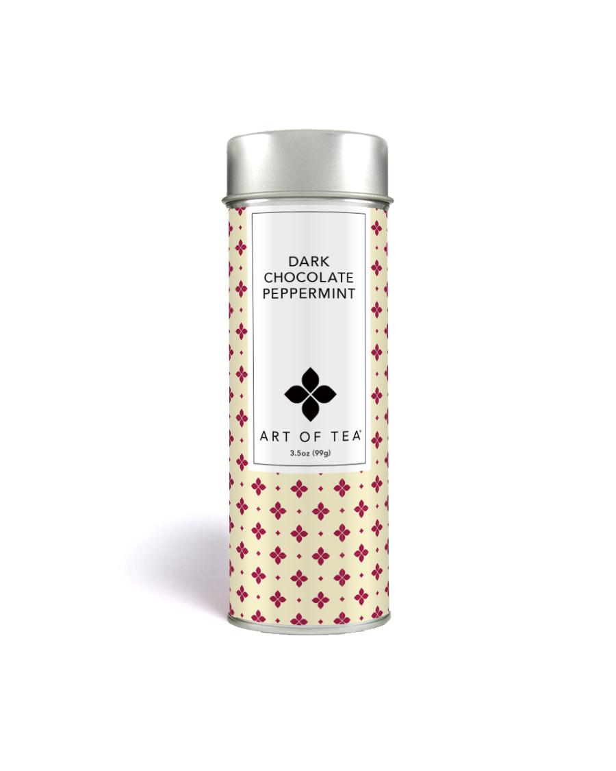 オーガニック ダークチョコレート ペパーミント/プーアル茶