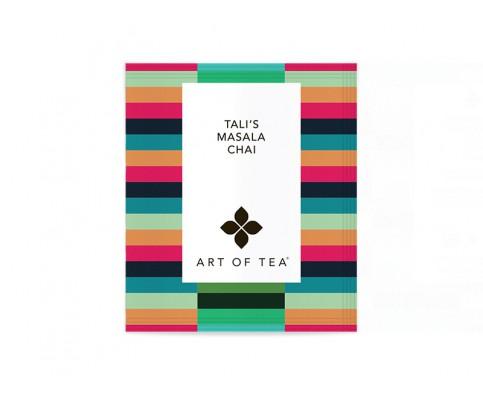 オーガニック マサラチャイ(Tali's Masala Chai) サシェ12袋/有機紅茶