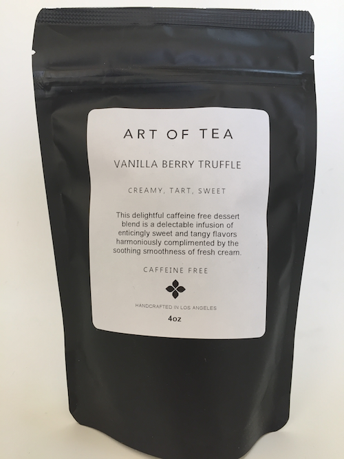 バニラベリートリュフ(Vanilla Berry Truffle) 4oz(113.4g)/カフェインフリー