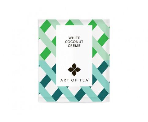 ホワイトココナッツクリーム サシェ12袋/白茶