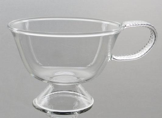 越後ビードロ ティーカップ&ソーサー 200ml
