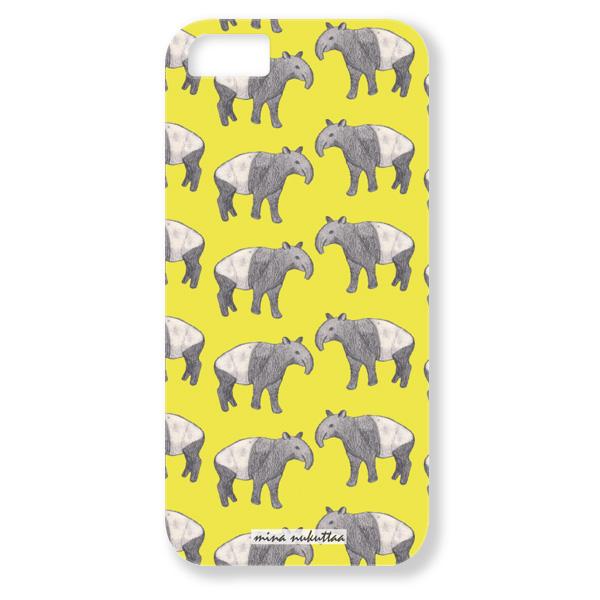 ミナ・ヌクッタ【malayan tapir】