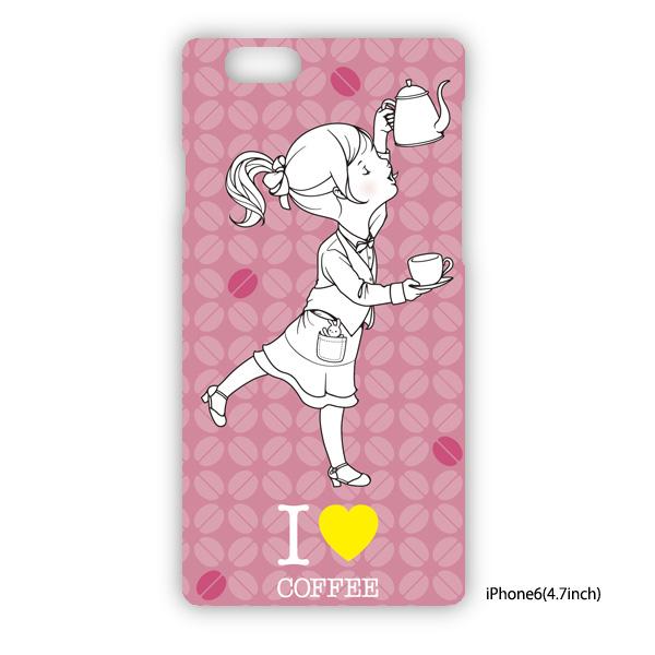 トツカケイスケ【I LOVE COFFEE(ピンク)】