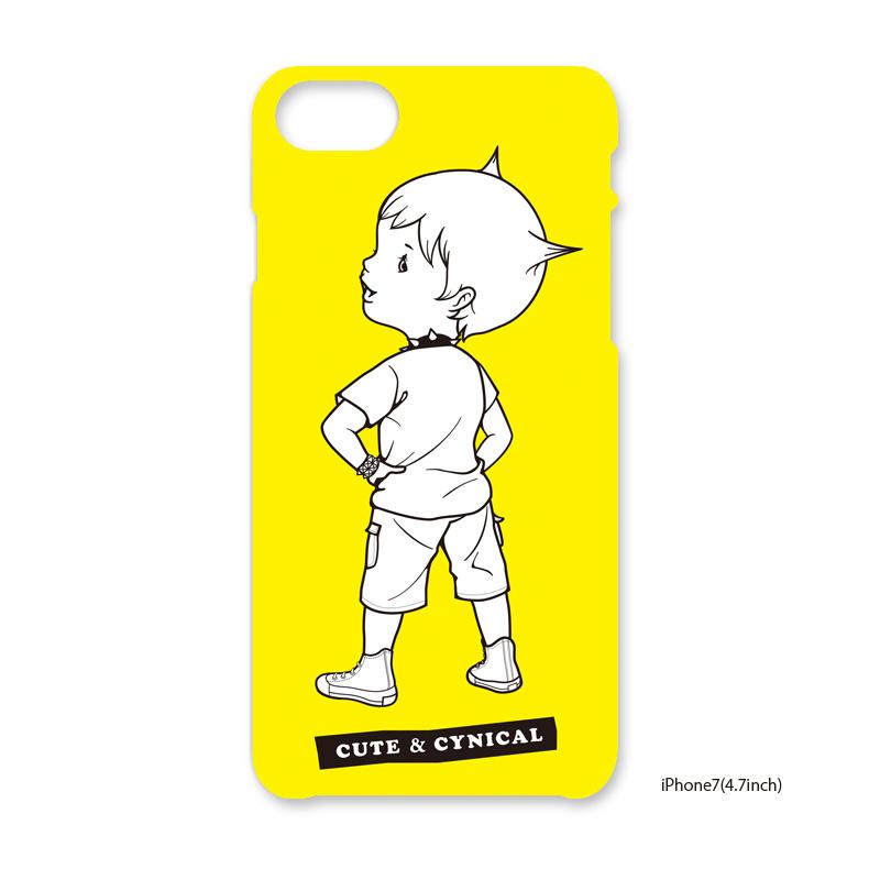 トツカケイスケ【CUTE & CYNICAL】Yellow