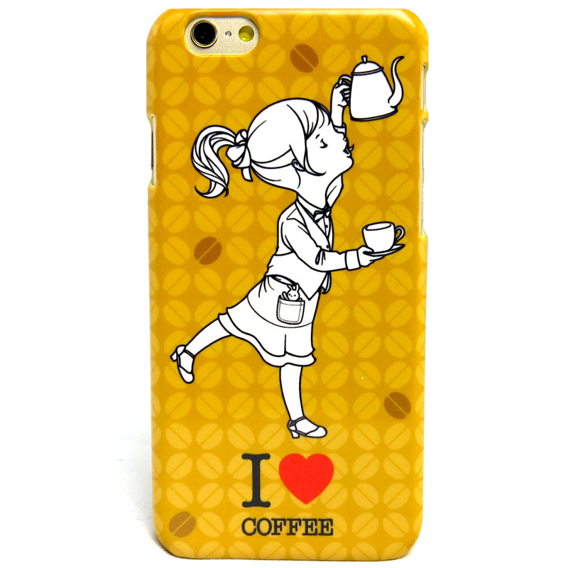 トツカケイスケ【I LOVE COFFEE(ブラウン)】