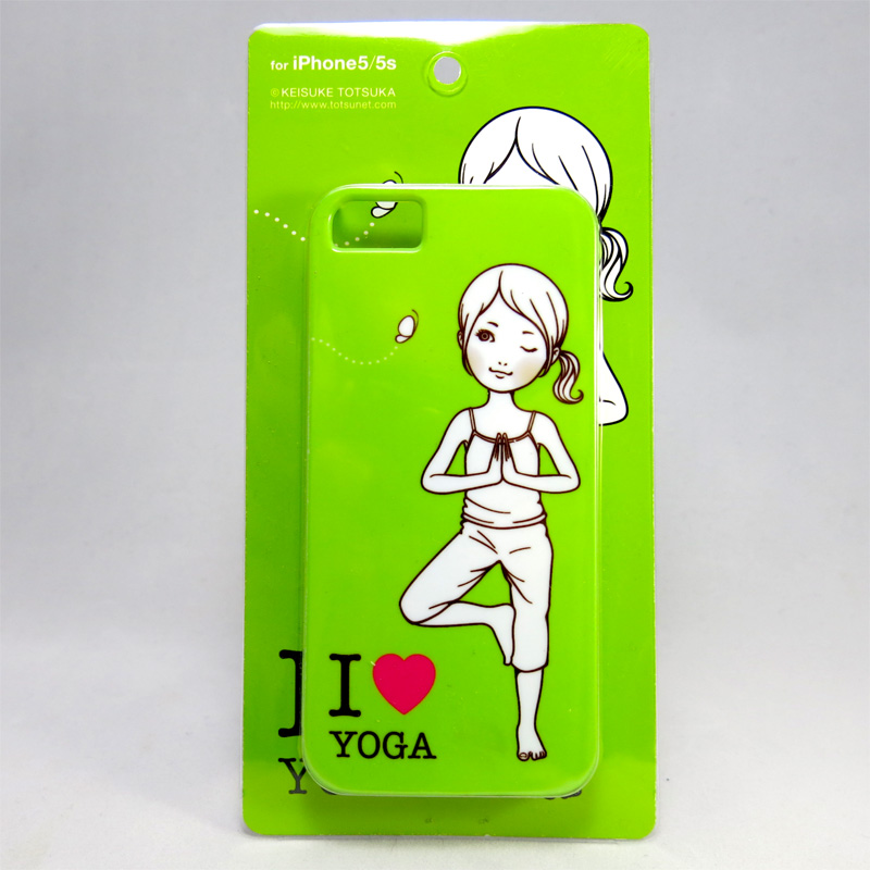 トツカケイスケ【I LOVE YOGA(グリーン)】
