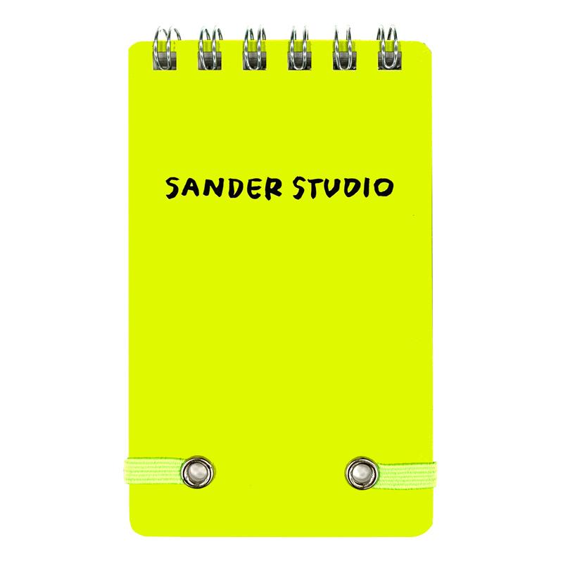 サンダースタジオ/リングメモ/サウンズ グッド