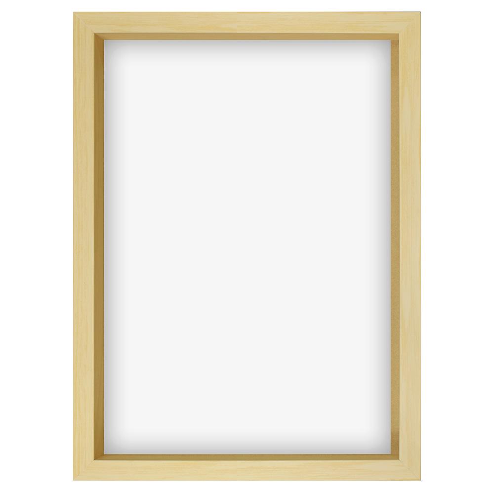 木製フレーム/ワンスフレーム 色紙サイズ(245×275mm)