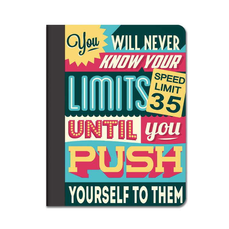 オレンジサークルスタジオ ノート Know Your Limits (OCS-35)