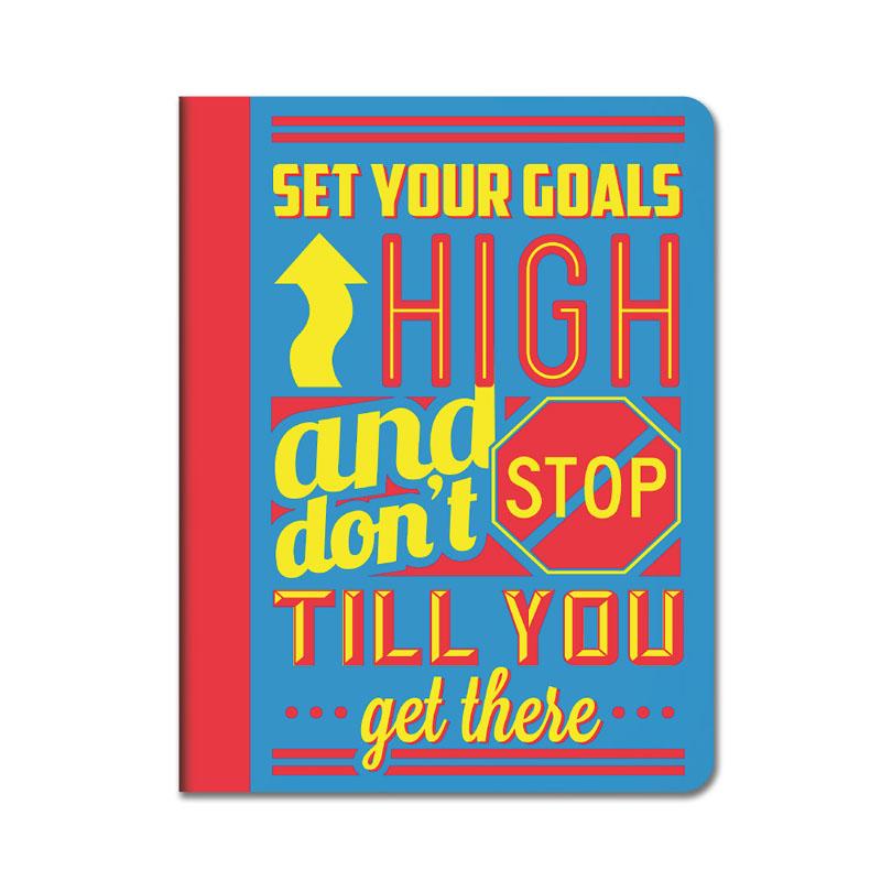 オレンジサークルスタジオ ノート Set Your Goals High (OCS-36)
