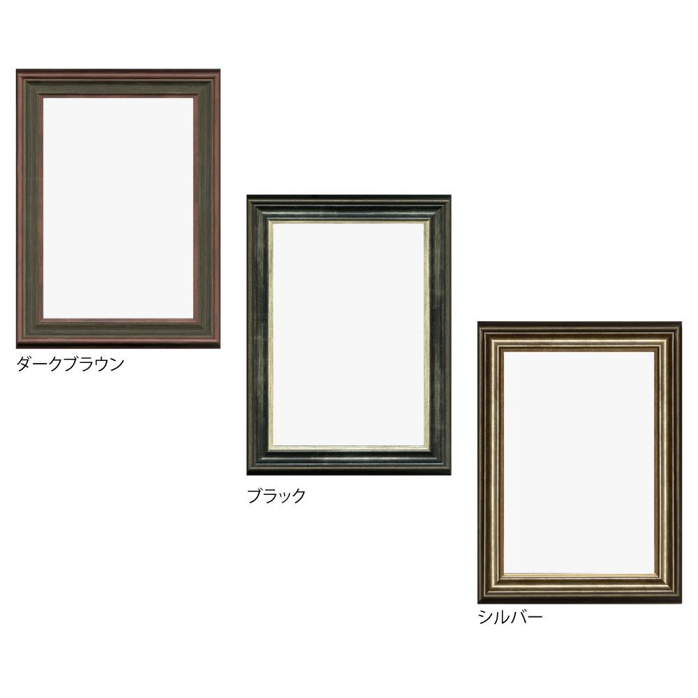 樹脂フレーム/エボニーフレーム(S) ハガキサイズ(105×150mm)