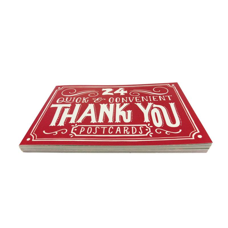 オレンジサークルスタジオ ポストカードブック 24 Quick&Convenient Thank you Postcards (OCS-40)