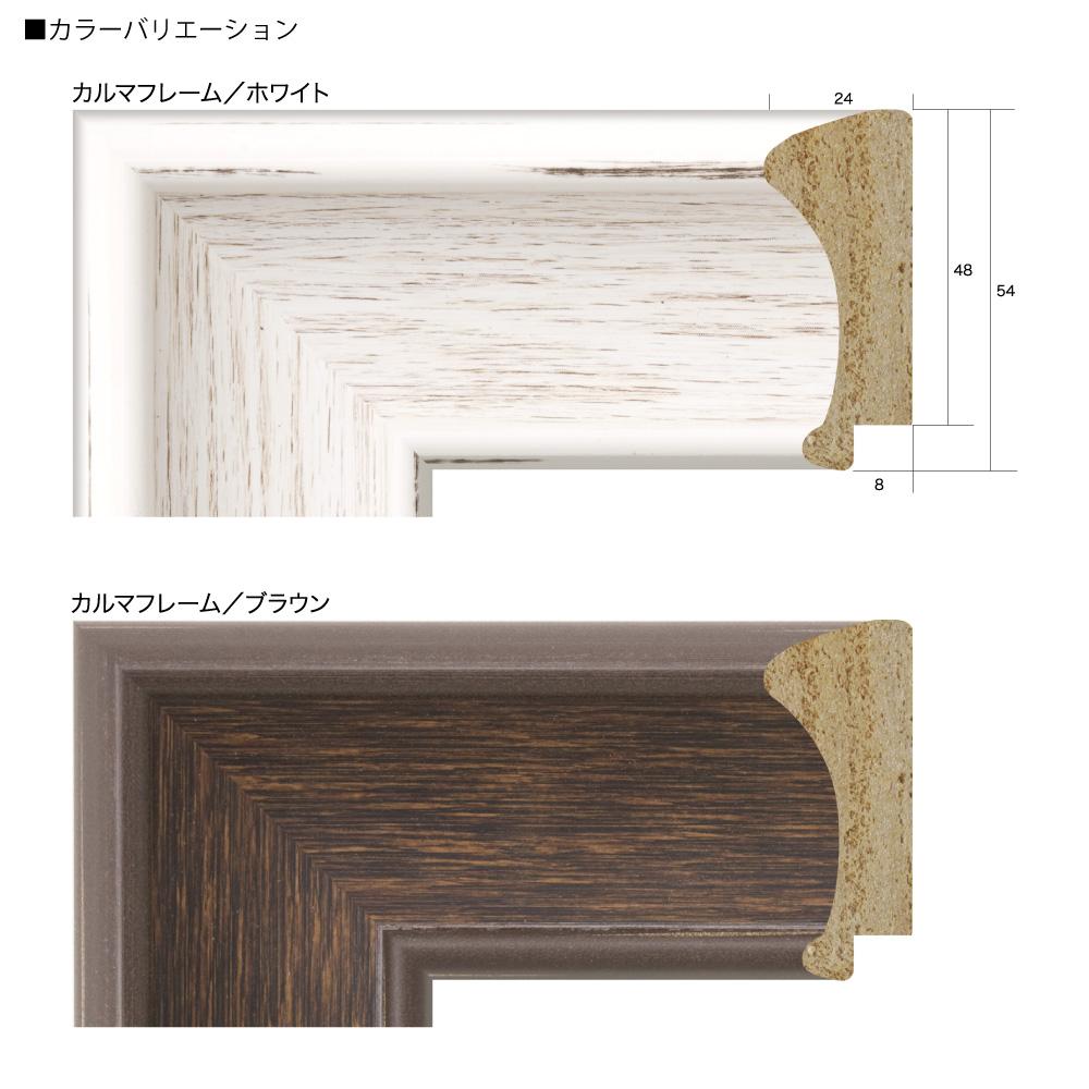 樹脂フレーム/カルマフレーム 35角サイズ(350×350mm)