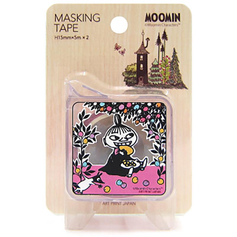 ムーミン テープカッター付きマスキングテープ4