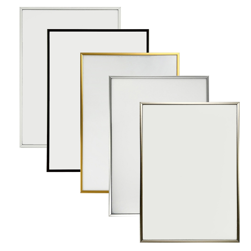 アルミフレーム・アルミパネル/フィットフレーム 全紙サイズ(545×727mm)