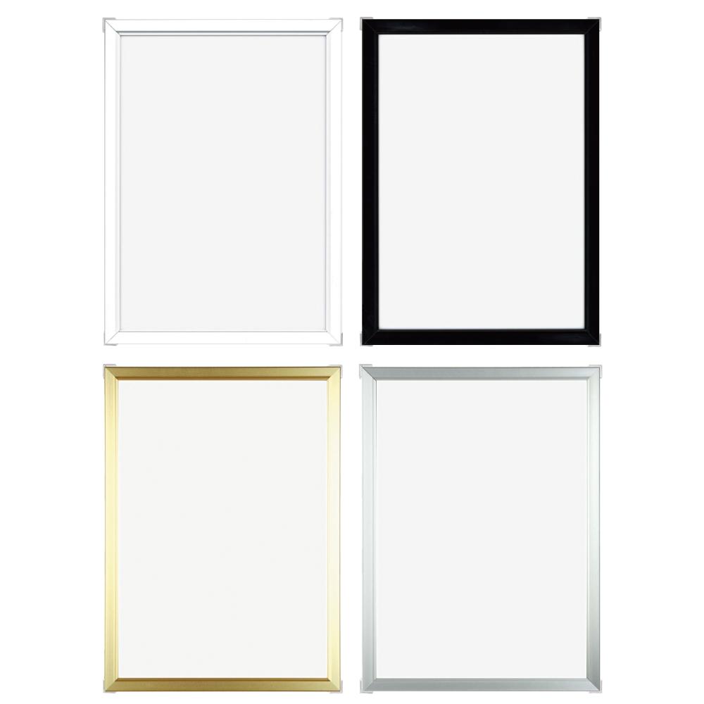 アルミフレーム・アルミパネル/Eフレーム(低反射) B3サイズ(364×515mm)