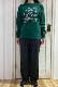 奄美プリントロングスリーブTシャツ/ART WORK BLUE 奄美大島・徳之島 世界自然遺産記念プリント長袖Tシャツ