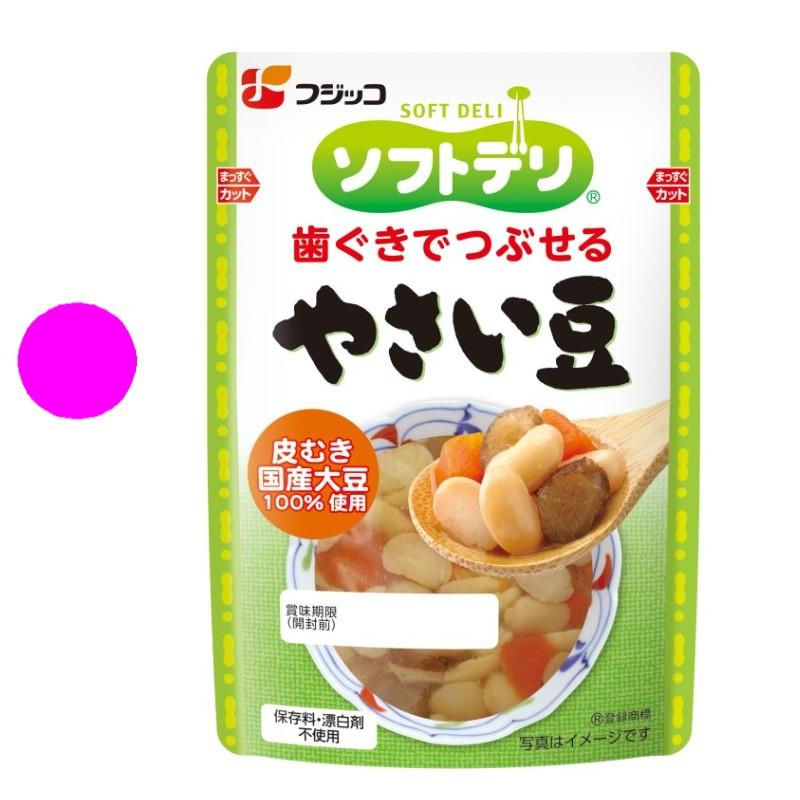 ソフトデリ やさい豆【140g】