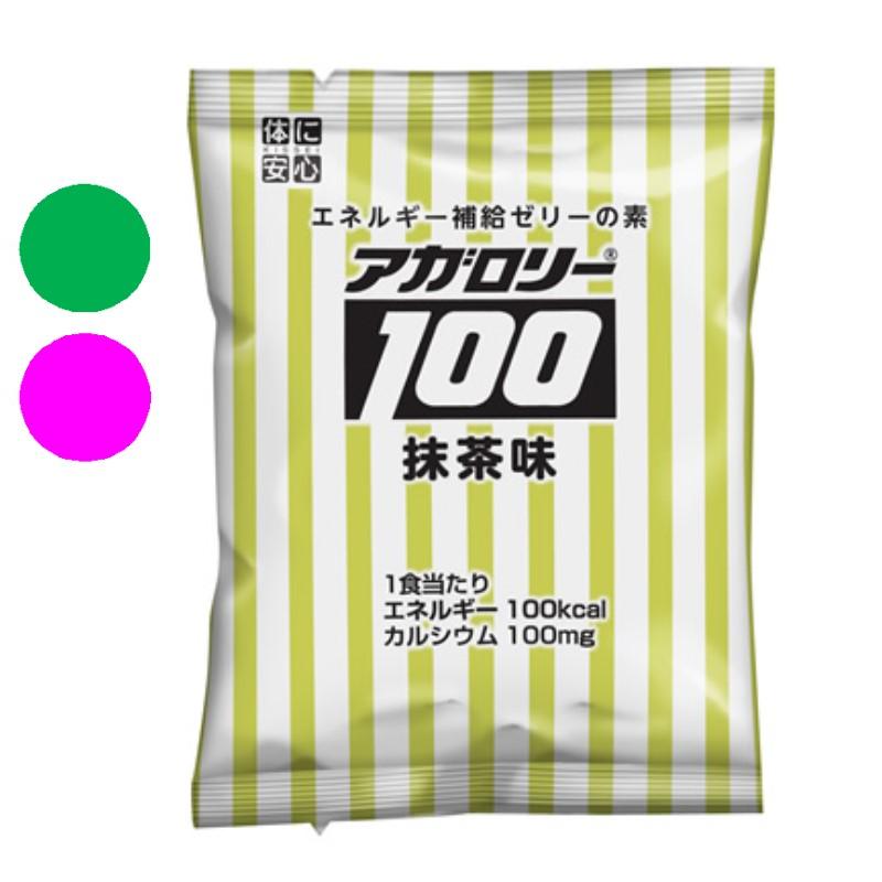 アガロリー100(抹茶味) 【132g】