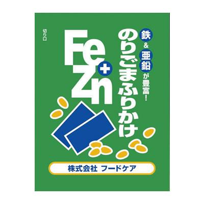Fe+Zn(鉄+亜鉛)のりごまふりかけ 【3g×50袋入】
