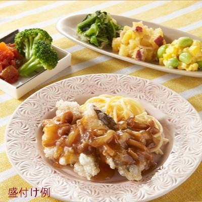 [冷凍] 気くばり御膳 鱈ときのこのバター醤油セット 【230g】