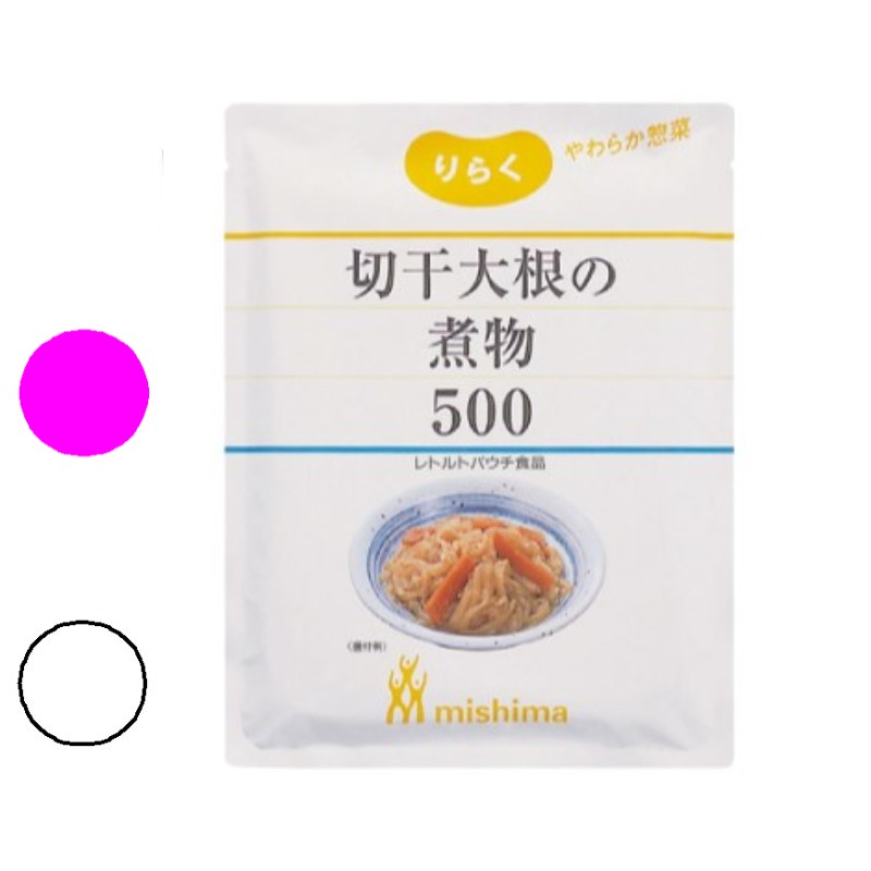 りらく 切干大根の煮物500 【700g】