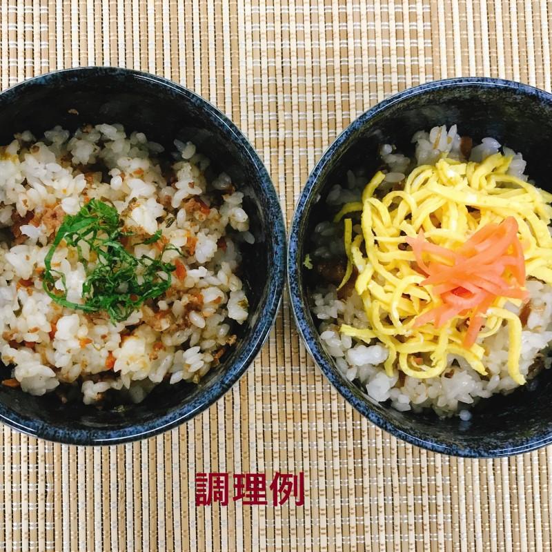 ジンゾウ先生の混ぜごはんセット(しょうゆ味)【ご飯205g×1個・もと35g×1袋】