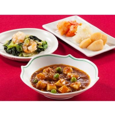 [冷凍] 気くばり御膳 麻婆豆腐とおかず4種 【215g】