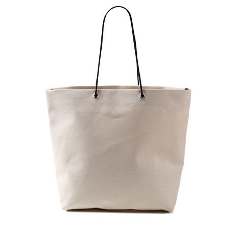 ARUMO キャンバストートバッグ / アイボリーホワイト