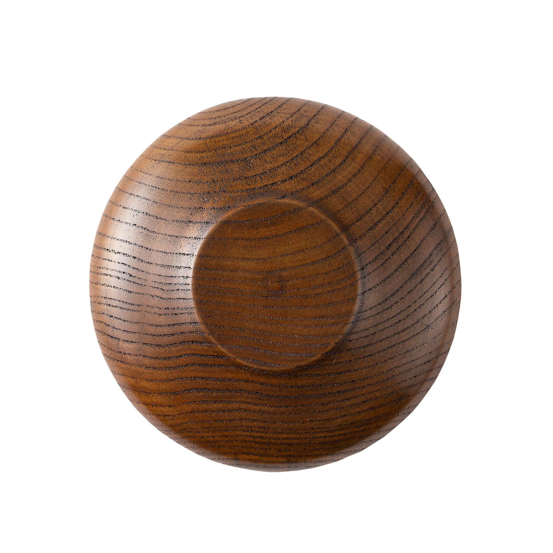 木製茶托 梅型