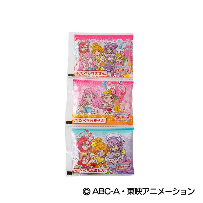 トロピカル〜ジュ!プリキュア 保冷剤3連パック
