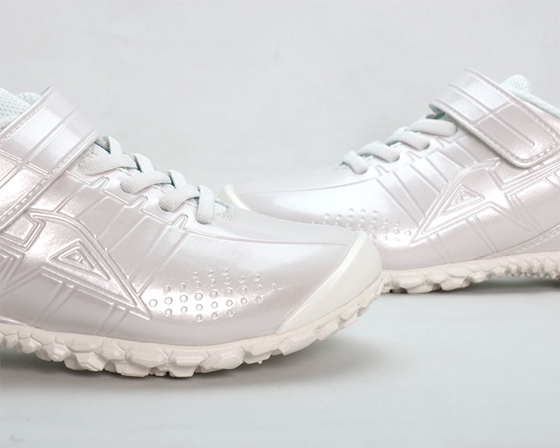 アサヒJ004 ホワイト/ホワイト
