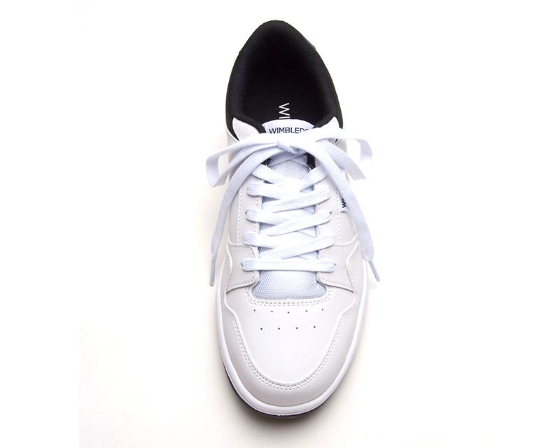 【新商品】ウィンブルドン 050 ホワイト/ブラック