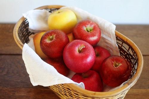 季節のりんご◇家庭用:3kg (したみち農園)
