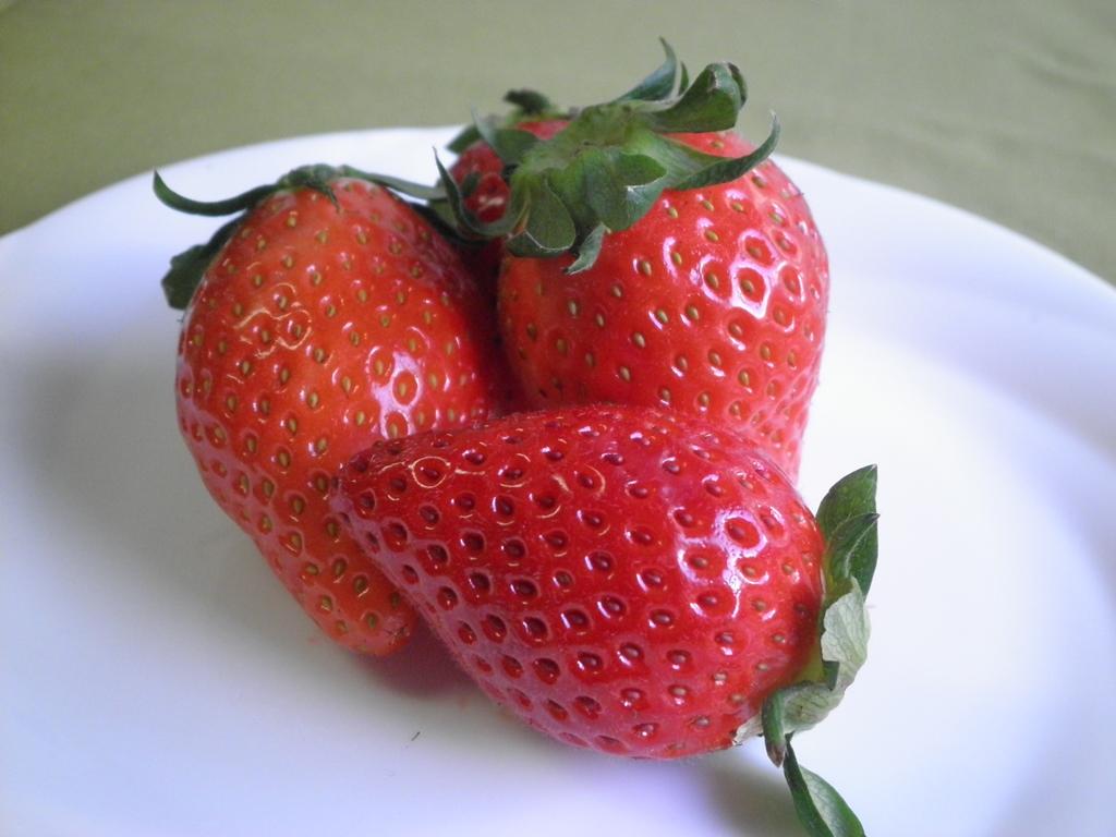 やよいひめイチゴ 【4パック】 (Strawberry farm 木村農園)