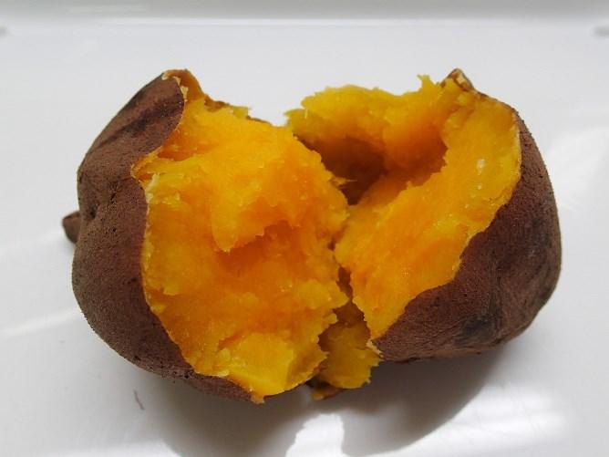 魚沼産 熟成安納芋(調理用  5kg)(深沢農園)