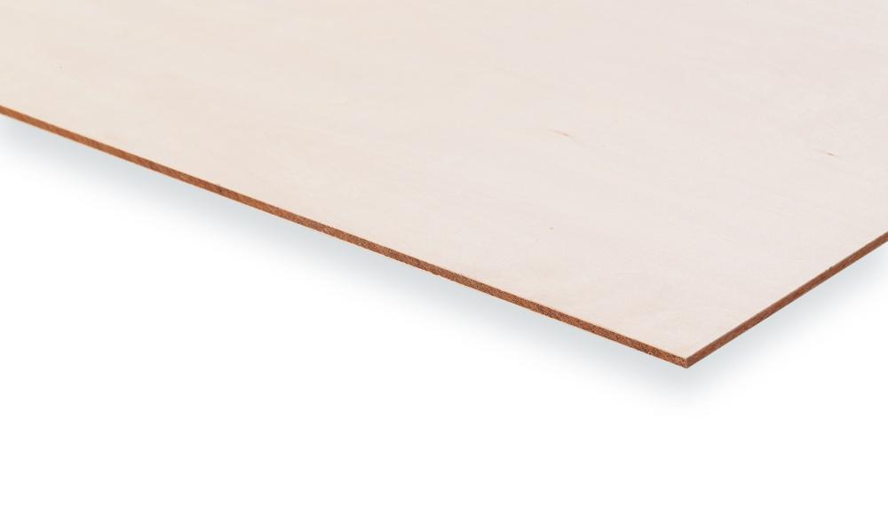 合板市場のシナ合板 準両面4mm厚 915mm×1825mm