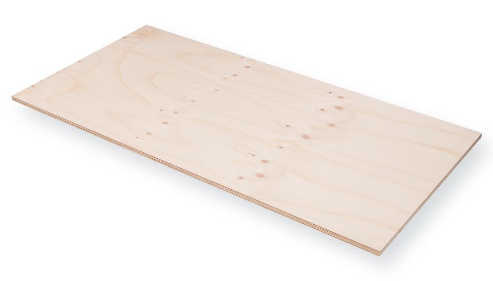 合板市場の針葉樹合板 9mm厚 2枚1組